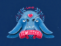 Love your twitter (UPD)