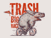 Trash Big Race