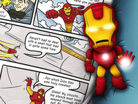 Iron Man Is Rad