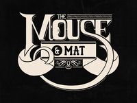 The Mouse & Mat - Logo Sketch