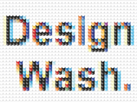 Pixelated Type Illustration (Detail)