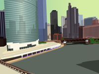 Chicago Illustration