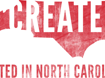 Created in North Carolina, v1