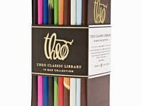 chocolate bar collection packaging