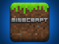 Minecraft iOS Icon
