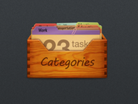 Categories icon