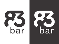Revised 83bar logo