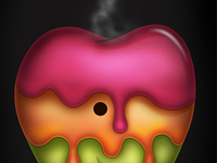 The Smoking Apple Co. poster