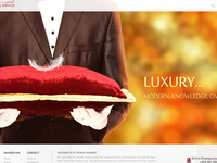 Andalusia Website : Luxury