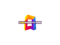 I Like Architecture Blog Logo Design