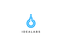Idealabs Logo Design