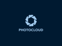Photocloud Logo Design