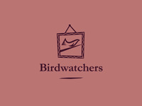 Birdwatchers Logo Design