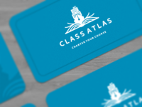 Class Atlas Business Cards
