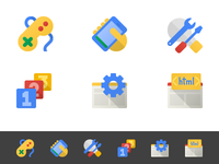 Google Developers Icons