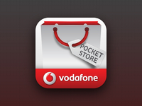 Vodafone PocketStore - Icon