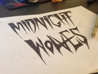 Midnight Wolves