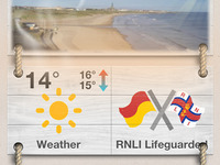 RNLI - Weather Animations