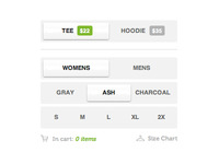 Sevenly UPDATED UI Checkout Process