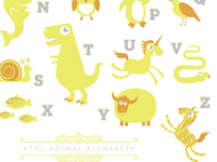 Animal Alphabet