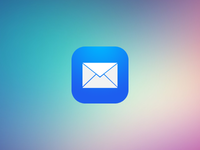 iOS 7 Mail Icon : Reimagined