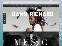 R&B Website Re-Design