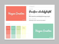 Hagan Creative Brand Guide