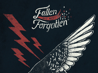 Fallen Not Forgotten Dribbble