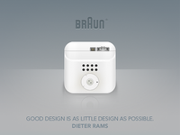 Braun T3 iOS icon