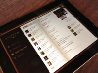 Wine App for iPad
