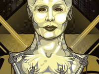 Borg Queen Resistance is Futile
