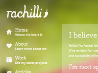 New Rachilli Website