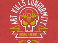 Art Kills Conformity