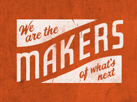 We Are The Makers