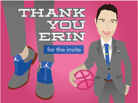 Thanks Erin!