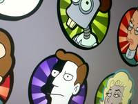 Futurama Vol 7 Sneak Peek
