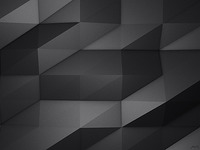 Faceted Wallpaper