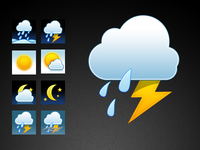 Weather Icon Feature