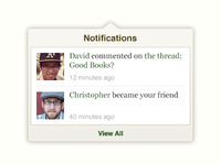 Goodreads Notifications