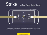 Strike Website