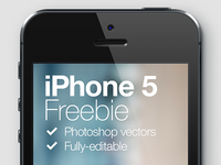 iPhone 5 Freebie