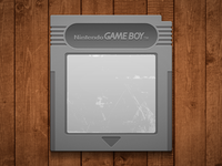Nintendo Gameboy cartridge