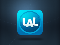 LAL / iPhone App Icon