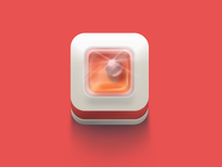 Candy ball icon