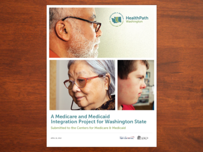 HealthPath Washington Proposal Cover