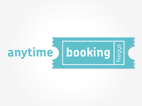 Anytime Booking - Logo R+D #1