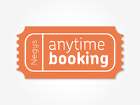 Anytime Booking - Logo R+D #2