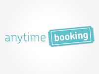 Anytime Booking - Logo R+D #3