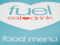 fuel - food menu #1