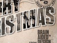 Merry Christmas from Brain Aided™ 2012 - detail #2